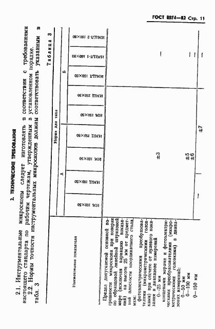 ГОСТ 8074-82. Страница 12