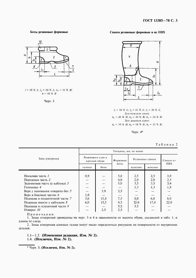 ГОСТ 13385-78. Страница 4