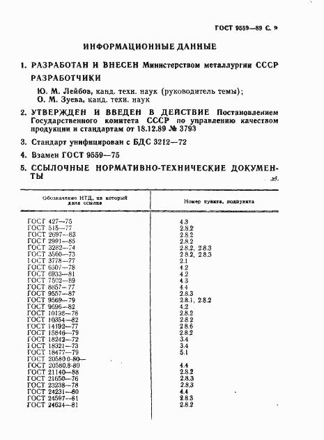 ГОСТ 9559-89. Страница 10