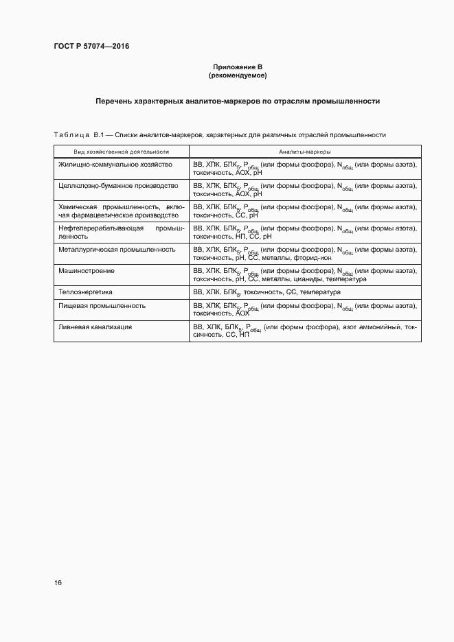 ГОСТ Р 57074-2016. Страница 20