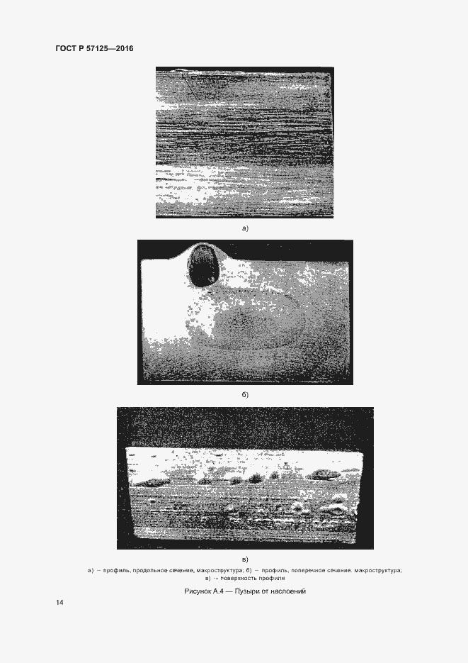 ГОСТ Р 57125-2016. Страница 18
