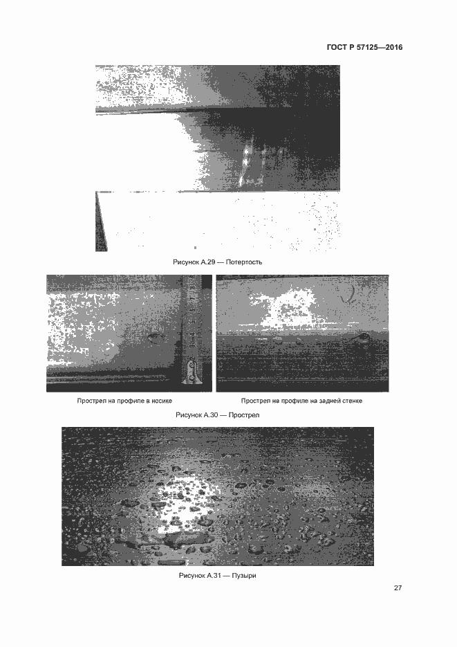 ГОСТ Р 57125-2016. Страница 31