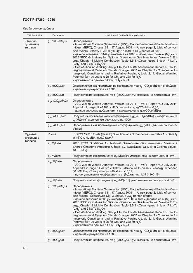 ГОСТ Р 57262-2016. Страница 50