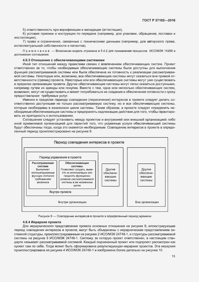 ГОСТ Р 57102-2016. Страница 19