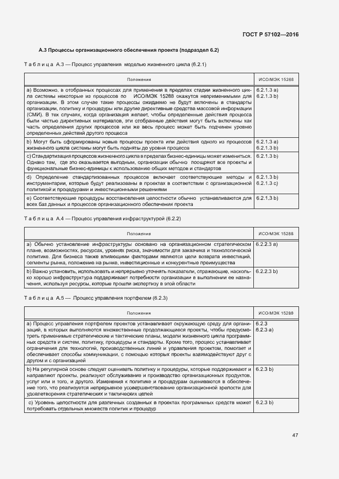 ГОСТ Р 57102-2016. Страница 51