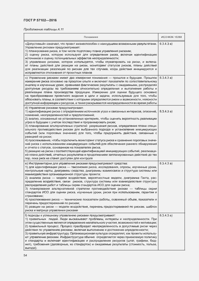 ГОСТ Р 57102-2016. Страница 58