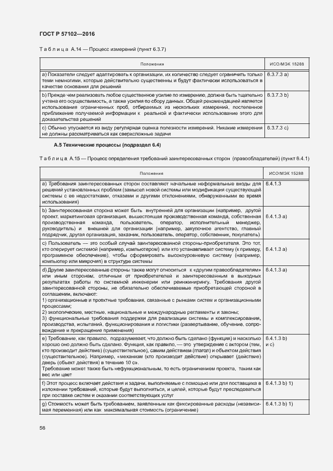 ГОСТ Р 57102-2016. Страница 60