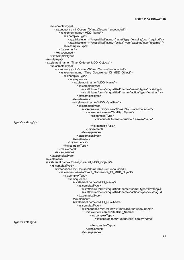 ГОСТ Р 57136-2016. Страница 29