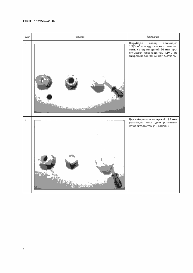 ГОСТ Р 57153-2016. Страница 12