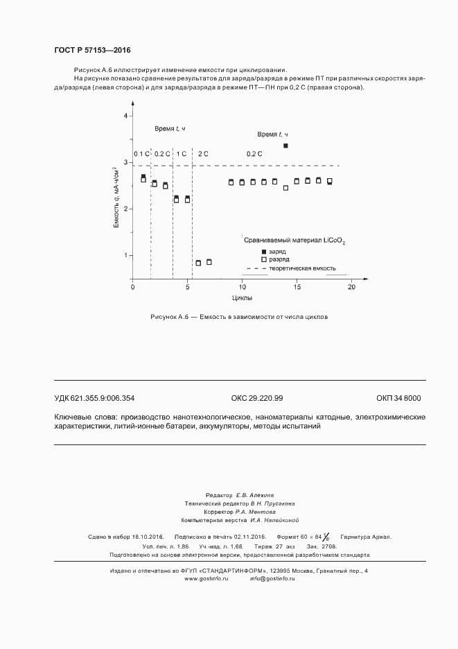 ГОСТ Р 57153-2016. Страница 16