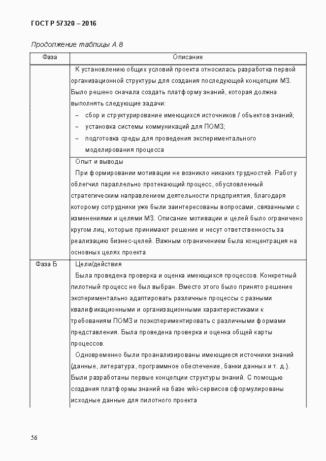 ГОСТ Р 57320-2016. Страница 62