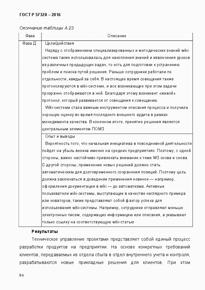 ГОСТ Р 57320-2016. Страница 100