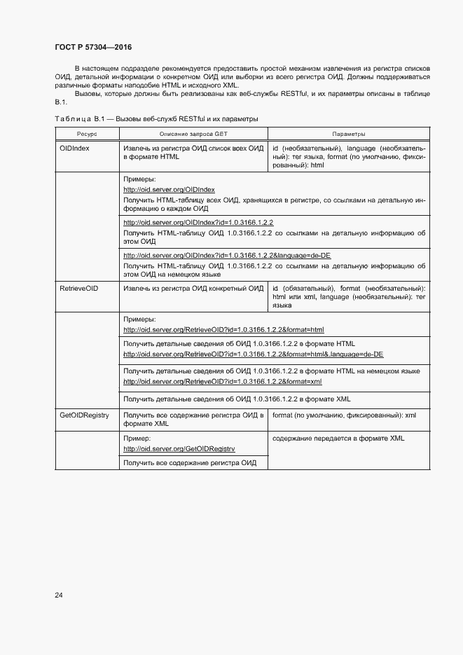 ГОСТ Р 57304-2016. Страница 29