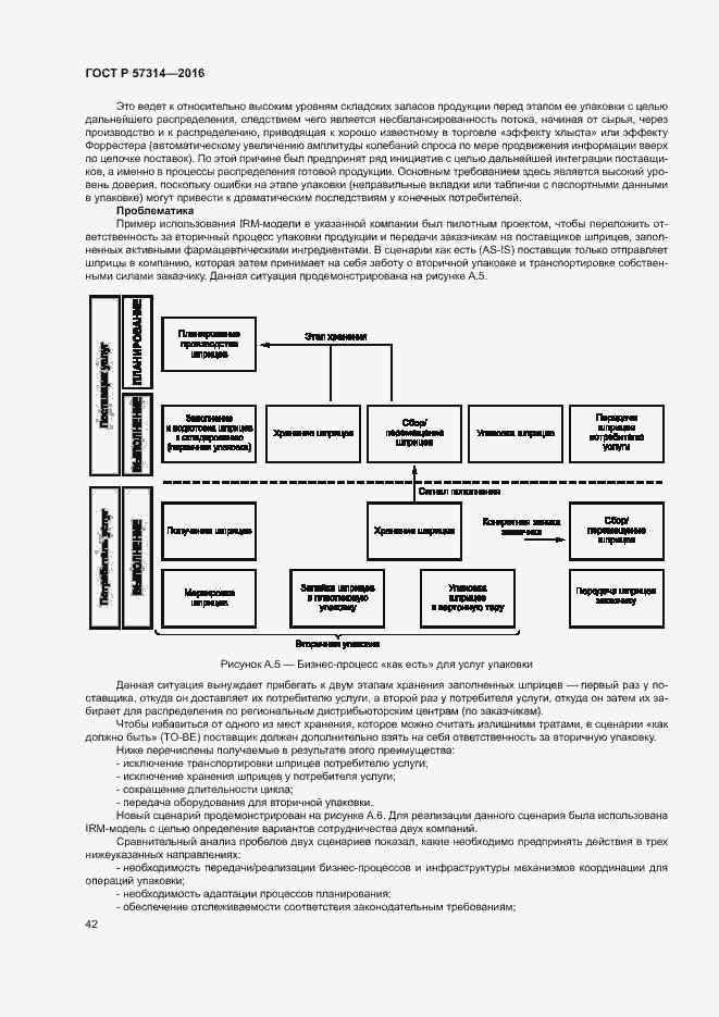 ГОСТ Р 57314-2016. Страница 46