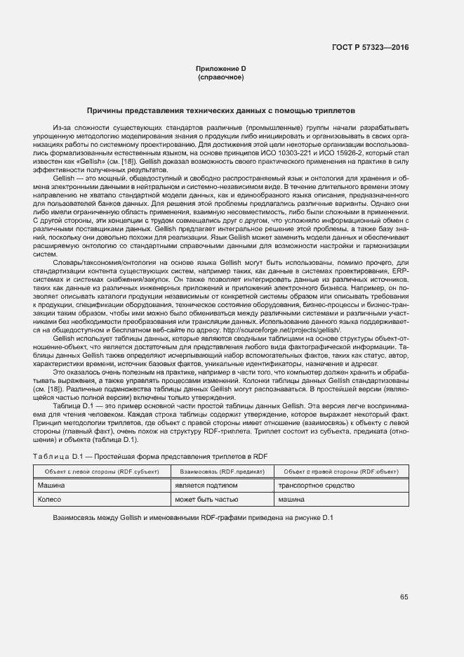ГОСТ Р 57323-2016. Страница 69