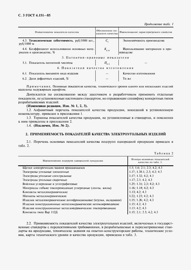 ГОСТ 4.151-85. Страница 4